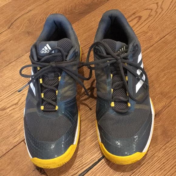f0ce1c6efee7 adidas Other - Men s Adidas Club Barricade Tennis Shoe size 11.5